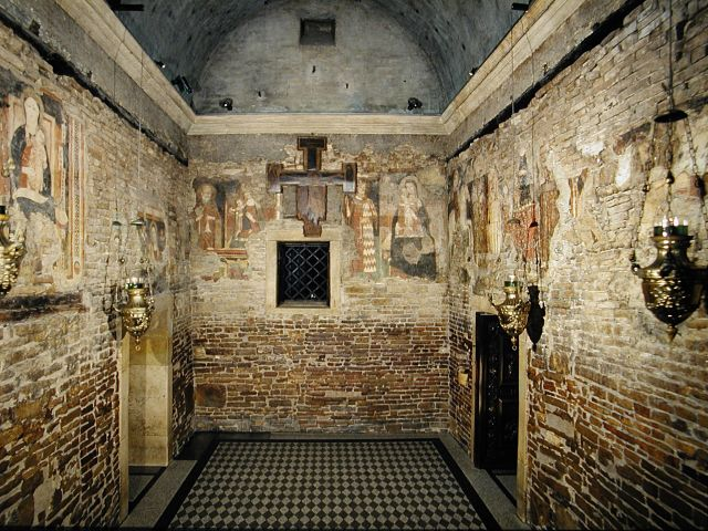 Casa Loreto Original Muros originales