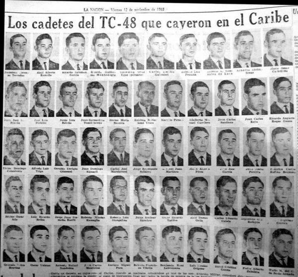 TC-48 Argentino desaparecido 3-11-65b