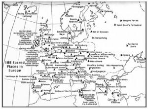 lugares sagrados europa