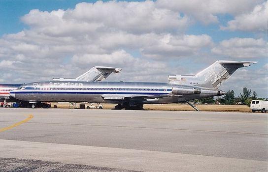 Resultado de imagen para Boeing 727 angola desaparecio