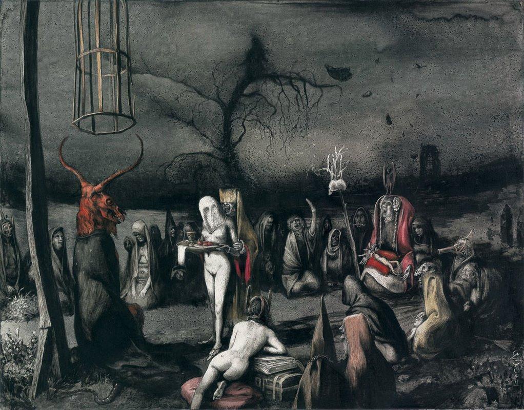 Aquelarre o Sabbat satánico