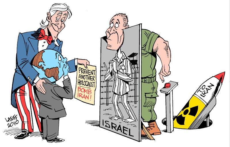 manipulación guerra