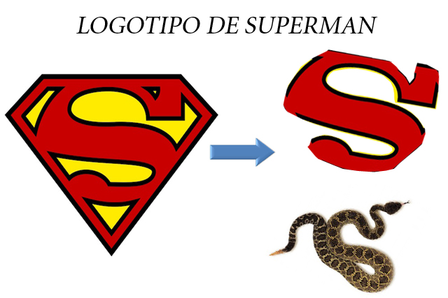 Logotipo de Superman.