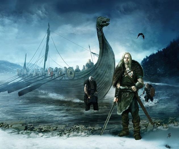 vikingo vinlandia