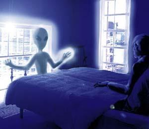 Visitante de dormitorio.