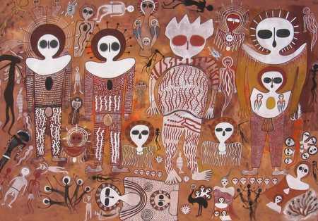 Pinturas rupestres Kimberley (Australia)