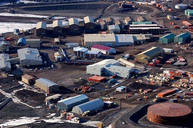 Base McMurdo