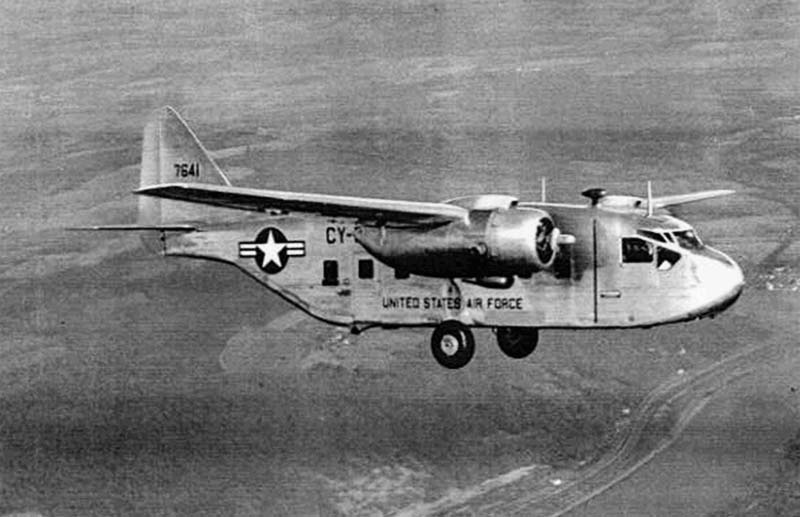 Chase YC-122
