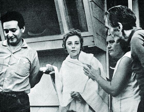 Primera foto después del rescate, el 4 de enero de 1972, de la revista Lif