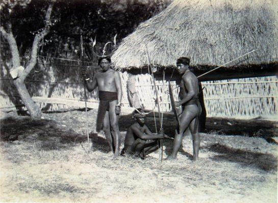 Exhibicion-de-indigenas-filipinos-en-el-zoo-de-humanos-en-Madrid-de-1887-culture