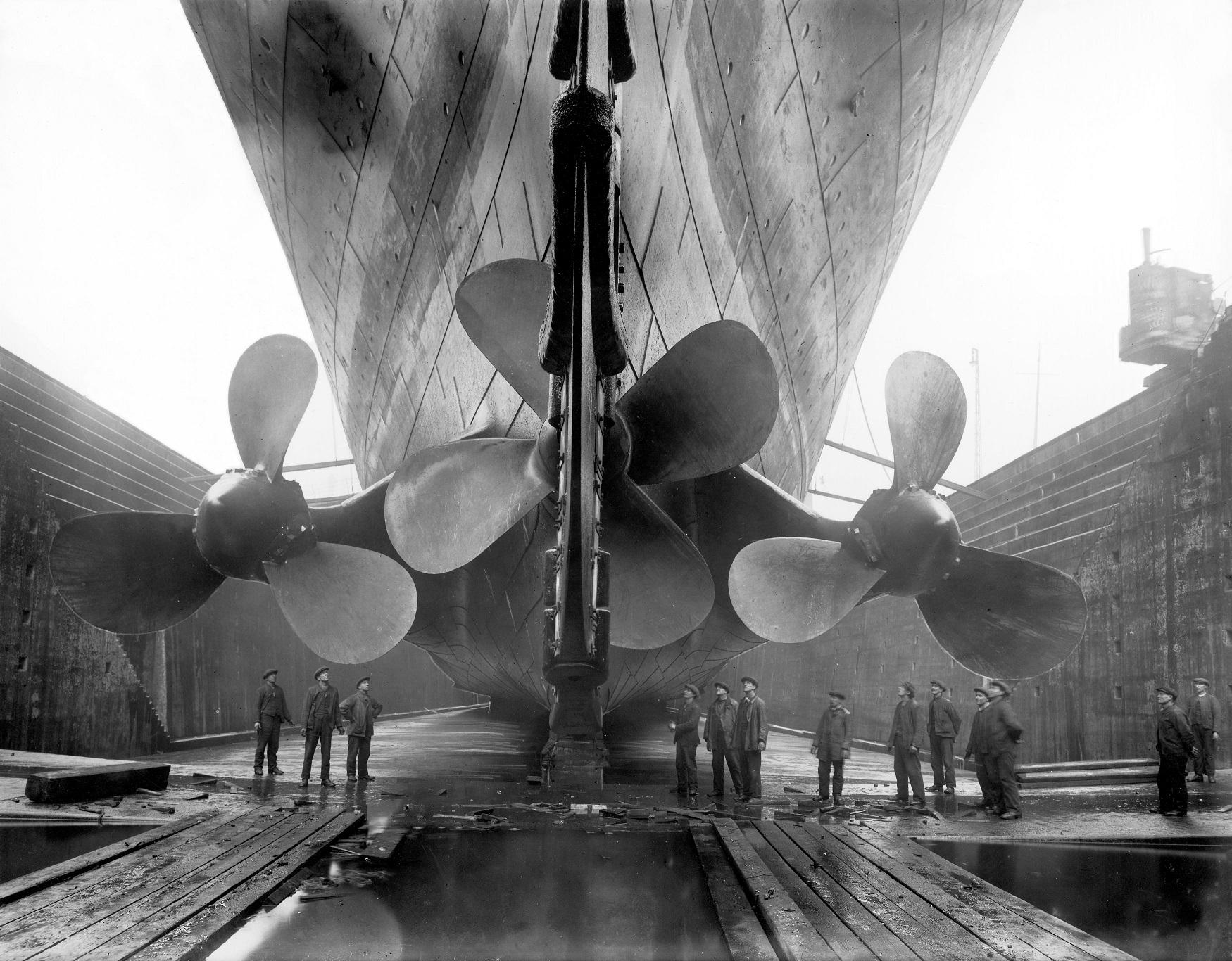 titanic propellers 3