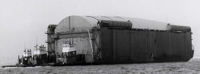 mining-barge