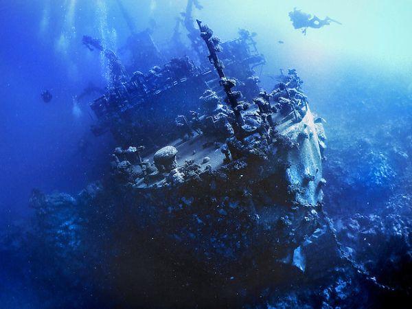 khanka naufragio