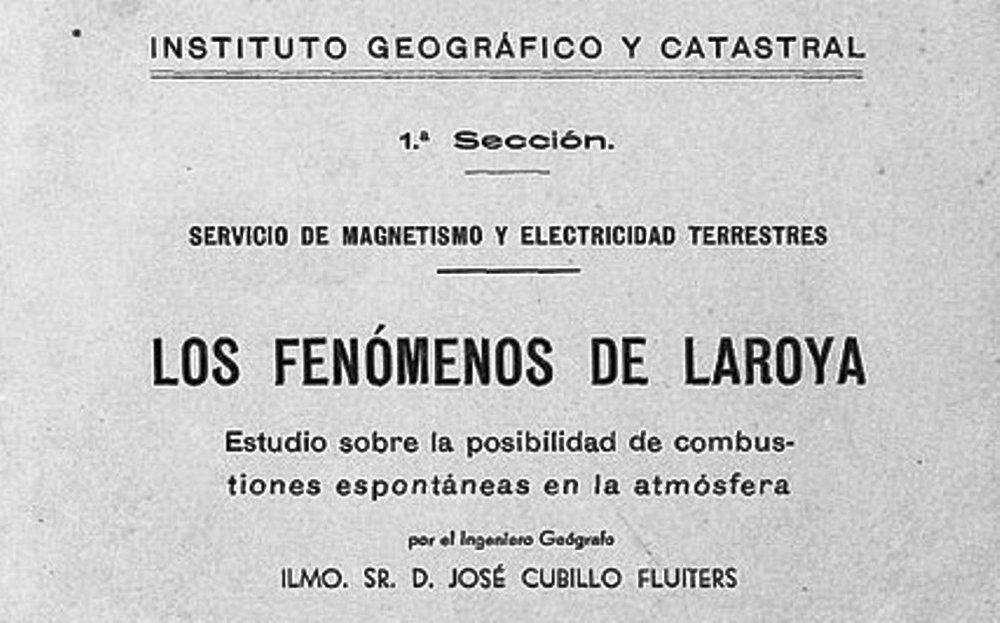 Los Fuegos de Laroya. Expediente X en Almería sin resolver